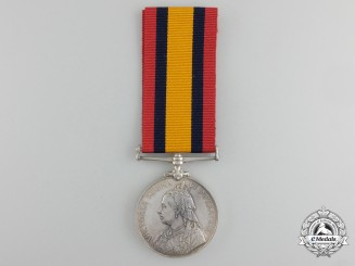 A Queen's South Africa Medal to Nursing Sister Helena Mary Young
