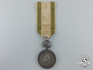 An 1865 Brazilian Medal for Riachuelo