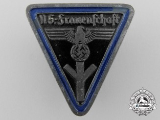 A German Women's League Staff Badge; Type III