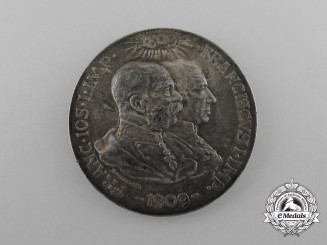 An Austrian Commemorative Coin for the 1809 Tyrolean Uprising by R. Neuberger/Prinz