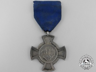 Germany. A Danzig Faithful Service Decoration, 2nd Class