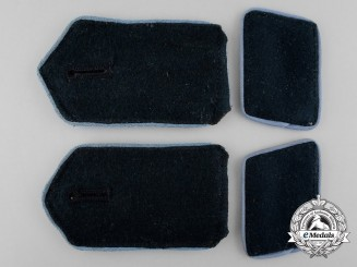 A Turkistan Volunteer Insignia Set