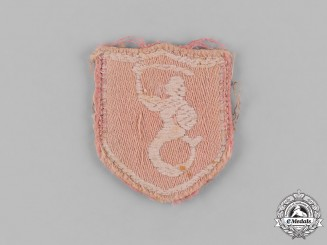 Poland, Republic. A Polish 2nd Army Corps Sleeve Badge, c.1944