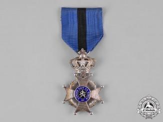 Belgium, Kingdom. An Order of Leopold II, V Class Knight, c.1910