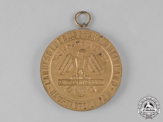 Germany, RNST. A Reichsnährstand State Farmers Group of Rhineland Medal for the Provincial Equestrian Exhibition of 1937