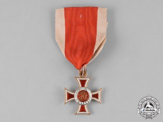 Austria, Empire. An Order of Leopold in Gold, V Class Knight, c.1815