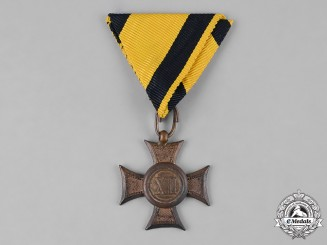 Austria, Empire. A Military Long Service Decoration, II Class, c.1911
