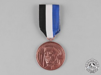 Portugal, Republic. An Order of Prince Henry the Navigator, Bronze Grade Merit Medal, c.1965