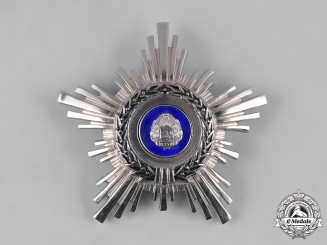Romania, Socialist Republic. An Order of the Star of the Socialist Republic, IV Class, c.1975