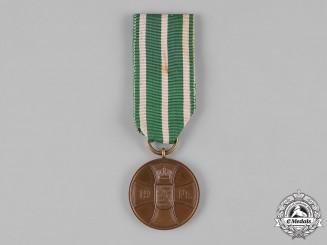 Saxe-Altenburg, Duchy. A Bravery Medal, Bronze Grade, c.1915