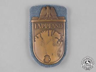 Germany, Republic. A Lappland Shield, 1957 Version