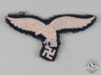 Germany, Luftwaffe. An EM/NCO's Tunic Breast Eagle