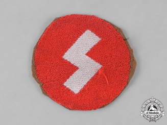 Germany, DJ. A German Youth (Deutsches Jungvolk) Sleeve Insignia