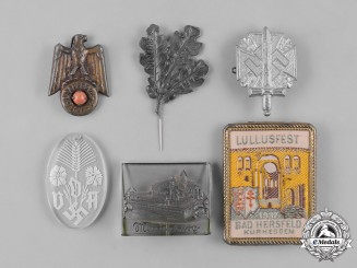 Germany, Third Reich. A Group of Mixed Insignia