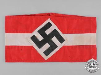 Germany, HJ. A Member's Armband