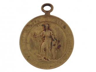 1876-78 Campaign Medal