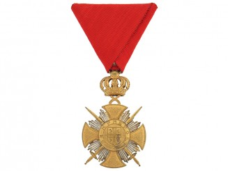 "Soldier""¢¯s Military Order of Kara-George"