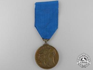 Ireland, Republic. A Permanent Defense Forces Service Medal