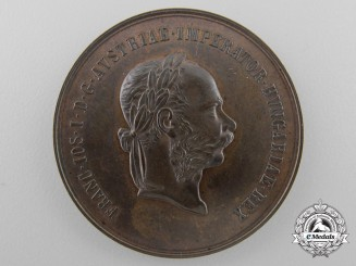 An Austrian Imperial Medal for Horse Care