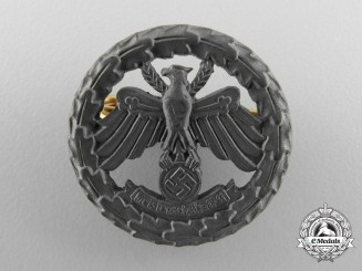 A 1941 German Marksman's Badge