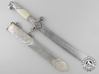 An RAD Leader Dagger by Alcoso ACS Solingen