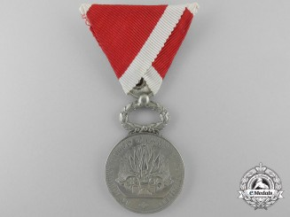 An 1858 Montenegrin Campaign Medal for the Battle of Grahovac