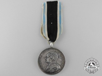 A First War Bavarian Military Merit Medal