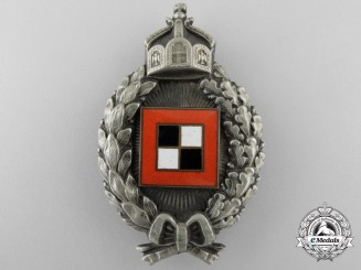 A German Imperial Observer Officer's Badge by Juncker; Published Example