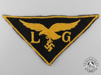A Luftwaffe Breast Eagle for Enlisted General-Luftzeugmeister