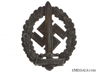 SA Sport Badge for War Disabled