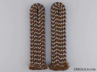 SA Sturmmann Shoulder Boards