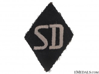 SD NCOs Sleeve Diamond Insignia