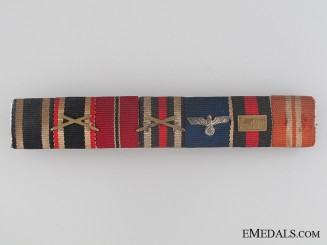 Seven Ribbon Ribbon Bar