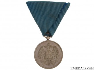 Silver Medal for Zeal, 1913