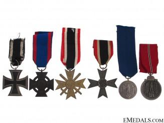Six German Awards
