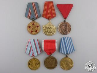 Six Socialist Awards