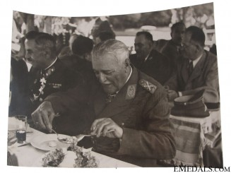 Slavko Kvaternik in Slovakia Photograph