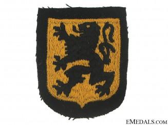 Sleeve Shield of the Waffen-SS Legion Langemarck
