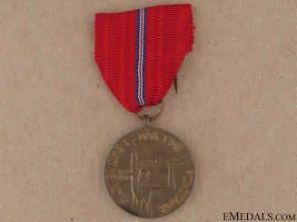 Slovak National Uprising Medal 1944-1964