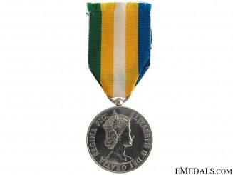 Solomon Islands Independence Medal