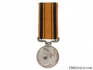 South Africa Medal 1853 - 43rd Regiment