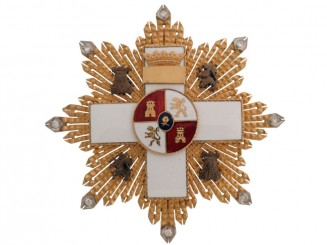 Order of Military Merit - Breast Star