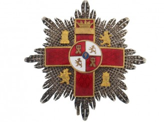 Cross of Military Merit, 2nd Class, 1936-1940