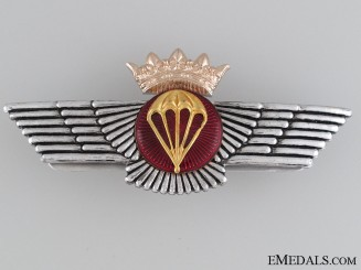 Spanish Air Force Paratrooper's Wings