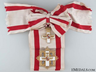 Spanish Air Force Order of Merit - Grand Cross
