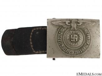 """SS EM Belt Buckle by """"O & C ges. Gesch."""""""