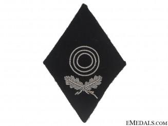 SS Schutzenabzeichen for 1st Class marksmanship