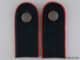 Standard 1st Artillery Shoulder Boards