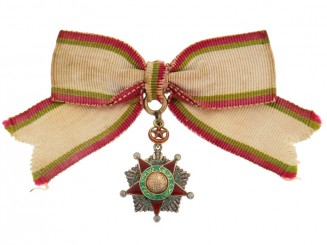 Order of Nishani-Shefkat (Charity or Chastity)