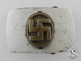 An NSDAP Youth Belt Buckle by Berg & Nolte, Ludenscheid